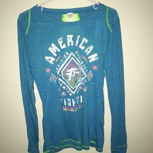 American Fighter Long Sleeve Shirt